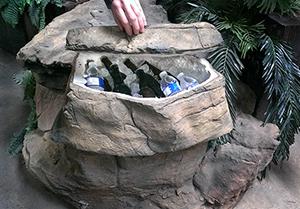Universal Rock Cooler