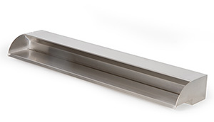 "36"" Stainless Steel 316 Spillway"