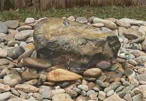 BAR-002 Universal Bubbling Rock