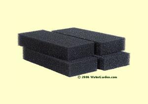 Foam Block for Pondmaster PM2000 Filter (4 Pack)