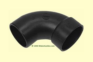3 inch PVC Street Elbow