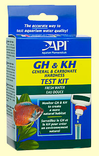 GH & KH Test Kit photo
