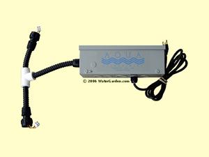 80 Watt UV Ballast Aqua