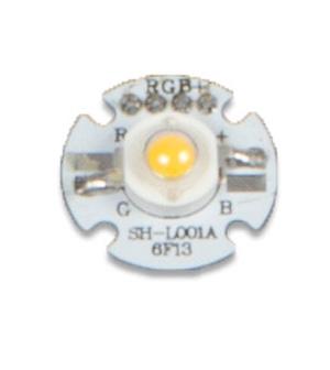 Atlantic 2 Watt SOL White Replacement Bulb
