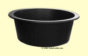 23 x 10 inch Plastic Pot
